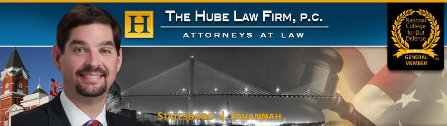 Georgia Speeding Tickets - The Hube Law Firm, P C